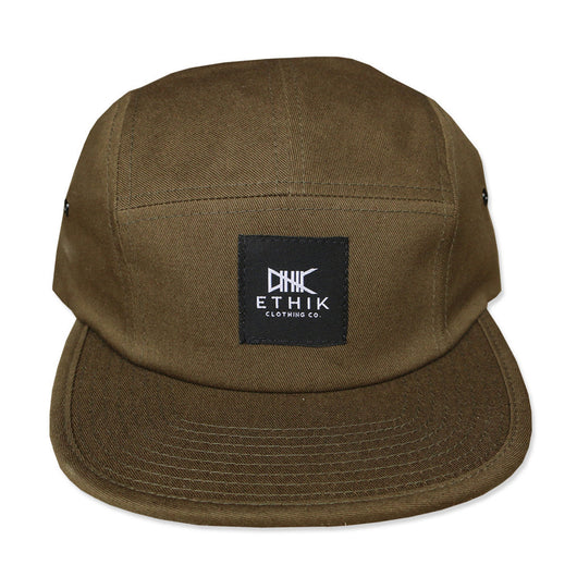 Ethik OG Core Military Green 5 Panel NYC