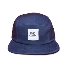 Load image into Gallery viewer, Ethik OG Core 5 Panel in Navy Front