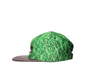Faded Royalty <br> Grass 5 Panel