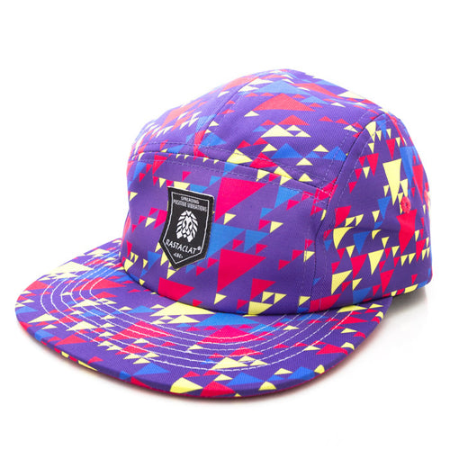 The Hammer 5 Panel Camper by RASTACLAT