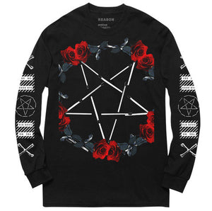 Reason Hellflower Sweater