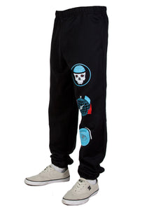 MISHKA <br/> Cold Wave Sweatpants