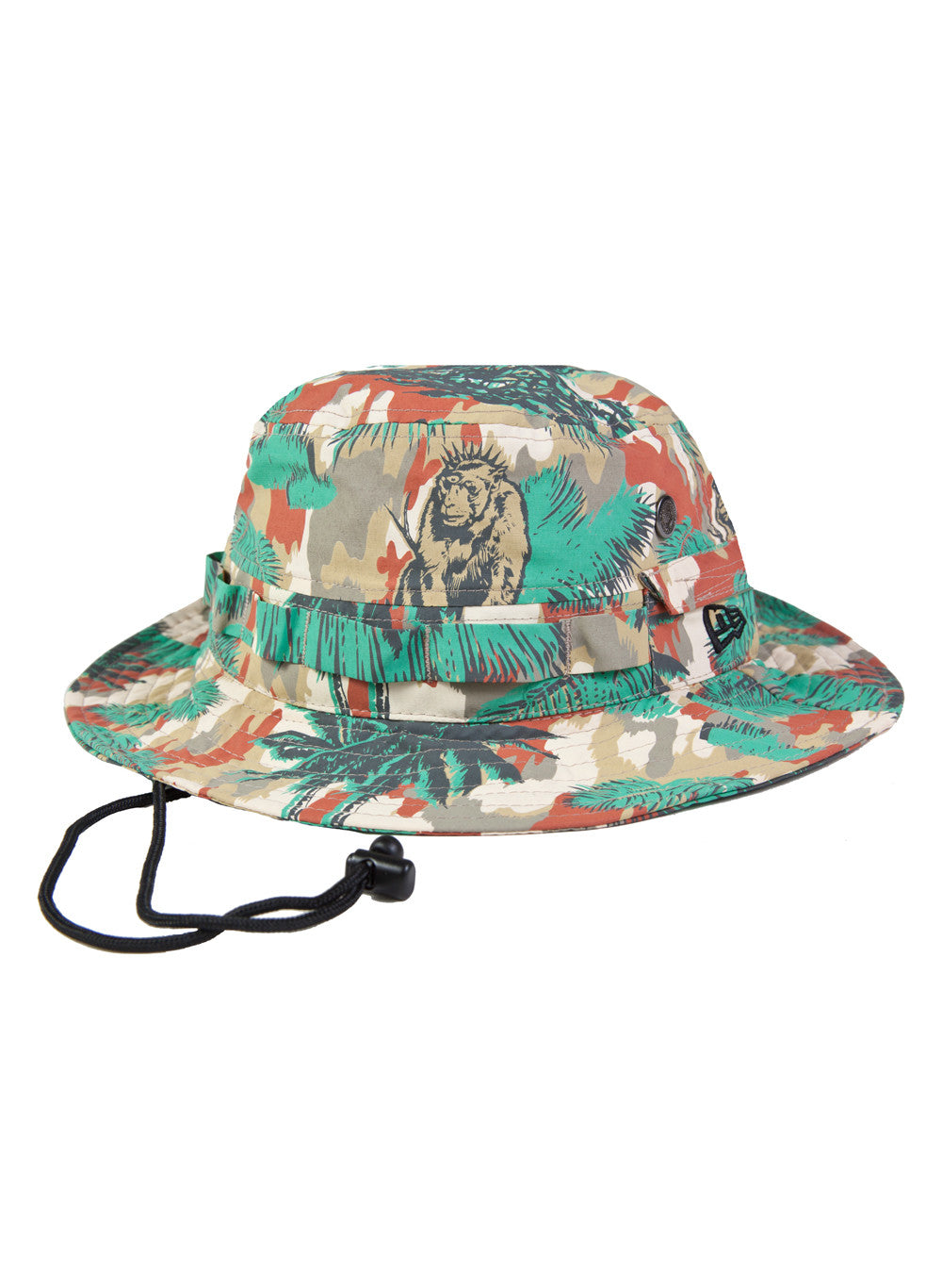 Jungle New Era Bucket 1