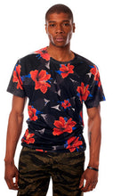 Load image into Gallery viewer, Reason <br> Floral Tee