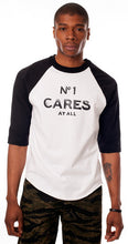 Load image into Gallery viewer, No1 Cares Raglan 1