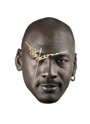 Clockwork Cros Michael Jordan