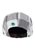 Mishka Harvester Hat White Back