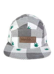 Mishka Harvester Hat White