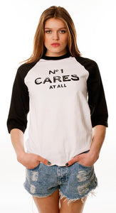 No1 Cares Raglan 2