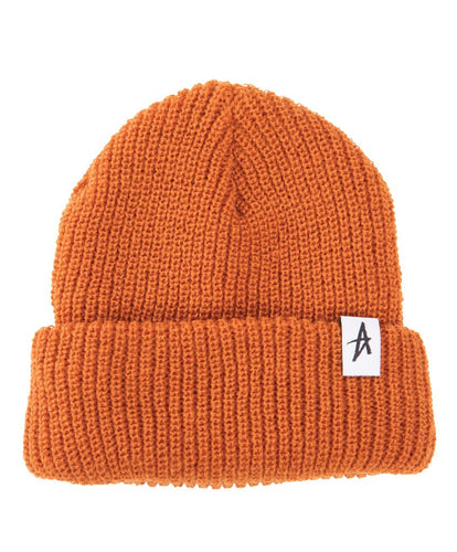 Orange Altamont Beanie