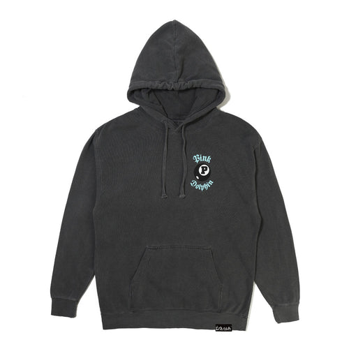 Pink Dolphin 8 Ball Hoodie