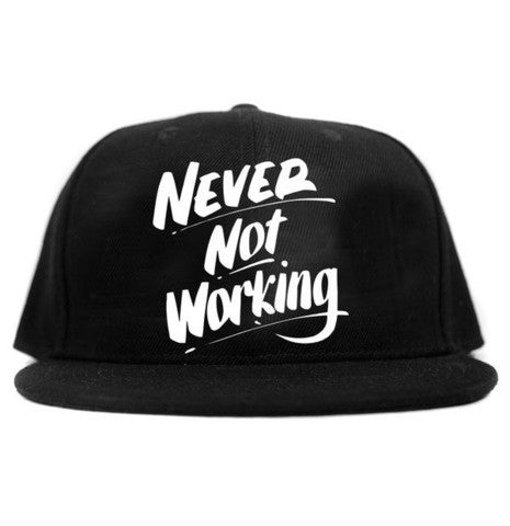 Reason Never Not Working Cap
