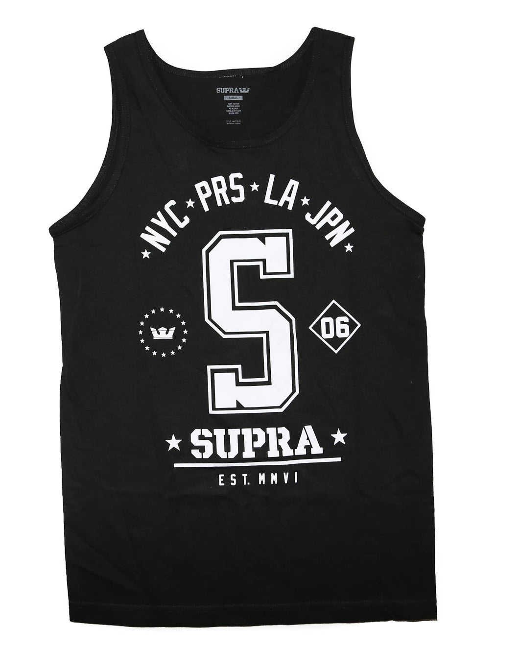 SUPRA World Wide Tank