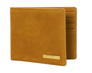 FLUD Classic Wallet Suede