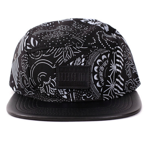 RockSmith Fuji Bandana in Black Front