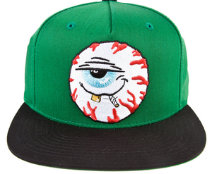 Mishka's Stoney Baloney in Green Front