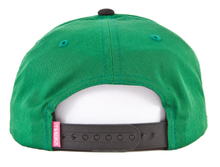 Load image into Gallery viewer, Mishka <br> Stoney Baloney Snapback ~Green