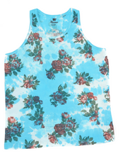 Load image into Gallery viewer, Waimea Rose Tanktop Front