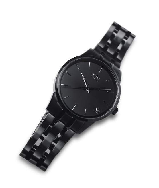 9FIVE Executive High Times Watch: Black