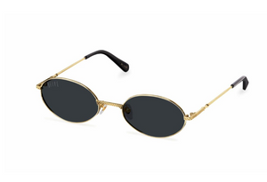 9 FIVE 40 24K Gold Sunglasses