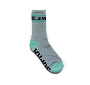 Supra Heather Crew Socks