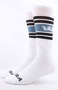 Supre Crenshaw Sock In White