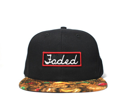 Faded Royalty <br> Treasure Strapback
