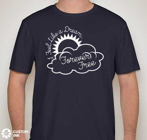 Beyond From Within Like A Dream Tee