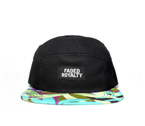 Faded Royalty <br> Blue Bamboo Camper