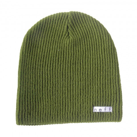 Neff Daily Beanie in Olive