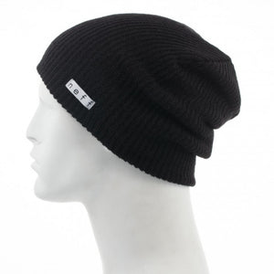 Daily Beanie Black Side