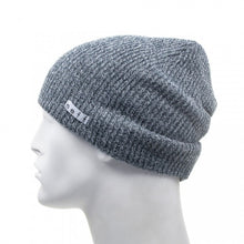 Load image into Gallery viewer, Neff Daily Beanie in Grey Side Shot