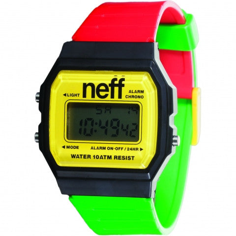 Flava XL Surf Watch By NEFF