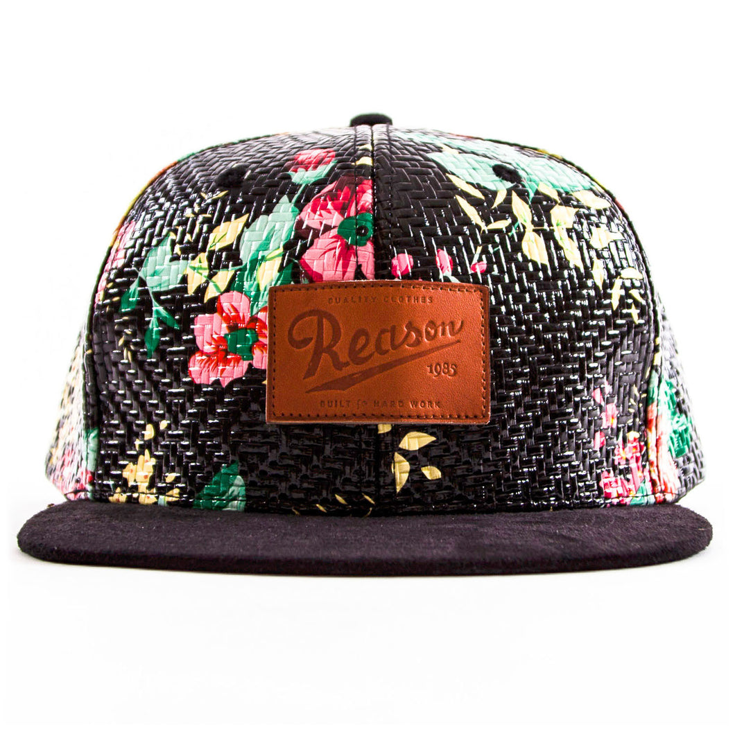 Reason Woven Floral Fieldmaster Front