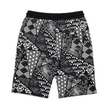 Load image into Gallery viewer, fuji_bandana_shorts_blk_b_1024x1024