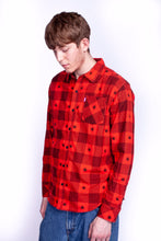 Load image into Gallery viewer, MISHKA Harvester Flannel Button Up