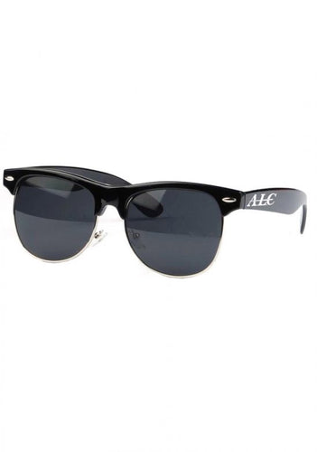A Lost Cause Daze Sunglasses in Black