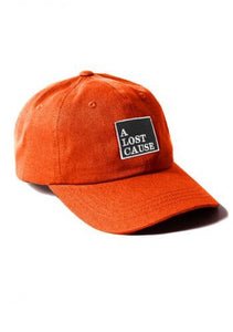 A Lost Cause Cotton Twill Logo Hat