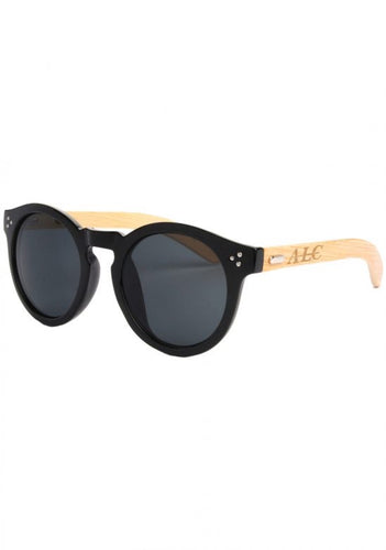 A lost cause coast bamboo sunglasses