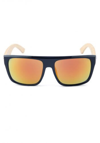 A Lost Cause Bamboo Boardwalk Sunglasses