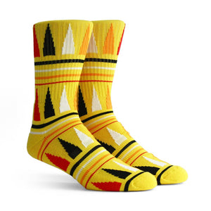 Richer Pooerer Swindler Athletic Socks
