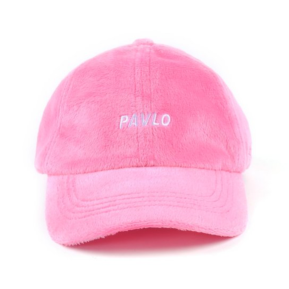 MADE BY PAVLO FOREVER YOUNG 永遠年輕 CAP (PINK FUR)