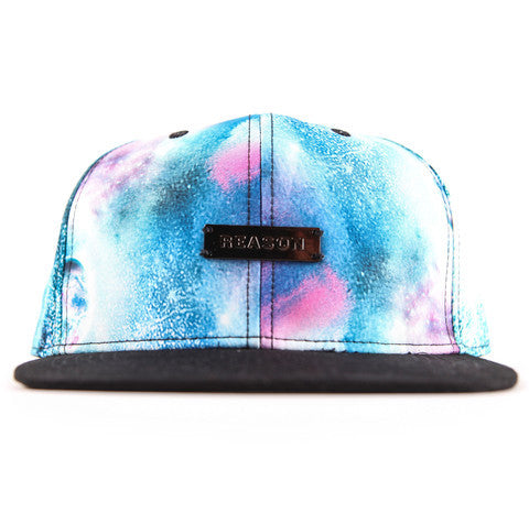 Reason Clothing Galaxy Fieldmaster Strapback Front