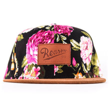 Load image into Gallery viewer, Roses Floral Fieldmaster Snapback Front