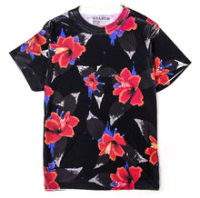 Load image into Gallery viewer, Reason Floral Tee