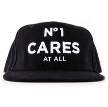 Load image into Gallery viewer, Reason Clothing No1 Cares Snapback Front