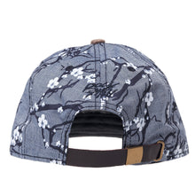 Load image into Gallery viewer, RockSmith <br> Sakura Daft Rock Strapback ~Indigo