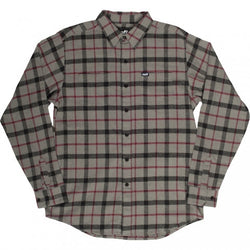 NEFF <br/> Scott Flannel: Grey
