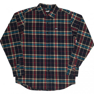 "NEFF <br/> ""Scott Flannel: Navy"""
