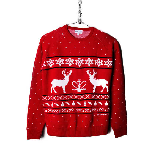 Akomplice Christmas Sweater